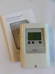 Temperatur Differenz-Controller